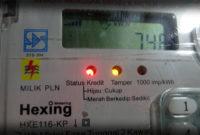 Pulsa Listrik 50 Ribu Berapa kWh