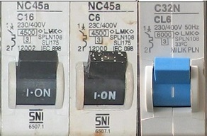 Listrik 1300 Watt Pakai MCB Berapa Ampere