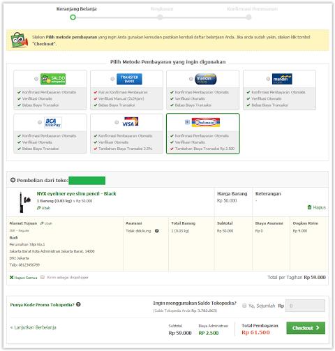 Cara Beli Token Listrik Pakai Kartu Kredit