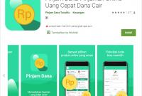 Pinjam Dana-Pinjaman Online Uang Cepat Dana Cair