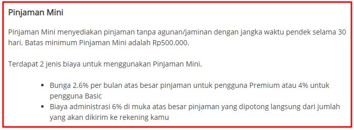 Penyebab Pinjaman Mini Kredivo Tidak Ada Di Akun